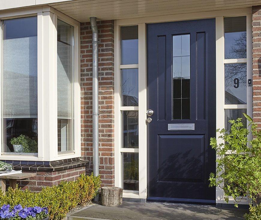Magnifiek Buitendeur verven? Gebruik deze tips om de juiste kleur te kiezen @QX65
