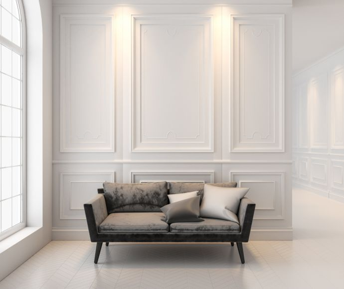 stock-photo-sofa-in-classic-white-interior-d-render-interior-mock-up-599554937