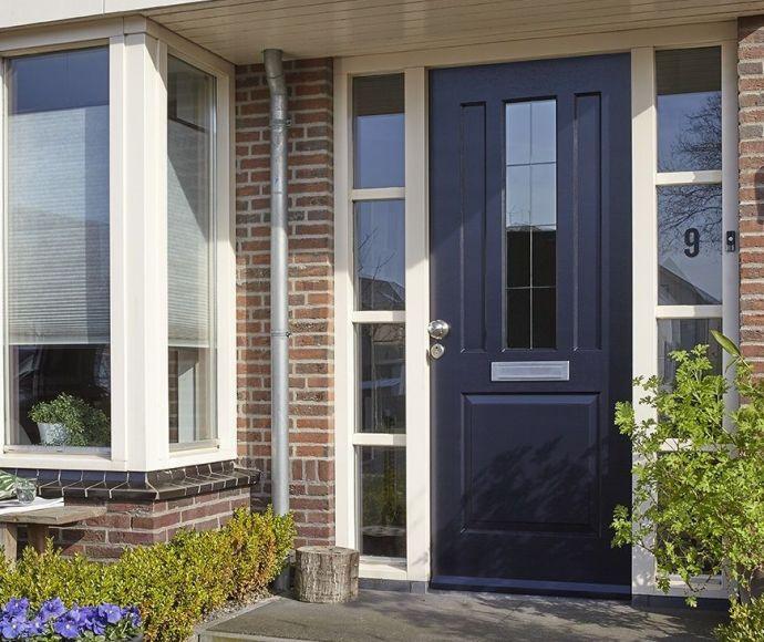 Super Een hardhouten voordeur kopen? Bekijk het ruime aanbod! | Lundia DW-62