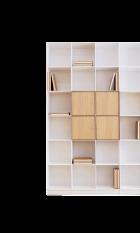 abc quadrant boekenkast lundia designkasten