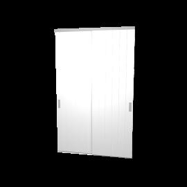 Schuifdeuren Birgit hoogglans 2-deurs
