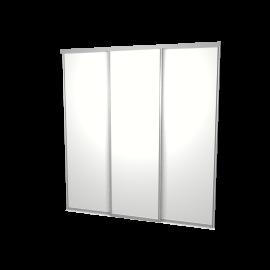 Schuifdeuren wit 3-deurs