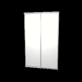 Schuifdeuren wit 2-deurs