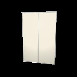 Schuifdeuren ivoor 2-deurs