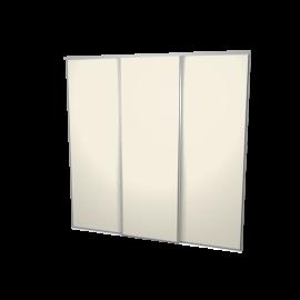 Schuifdeuren ivoor 3-deurs