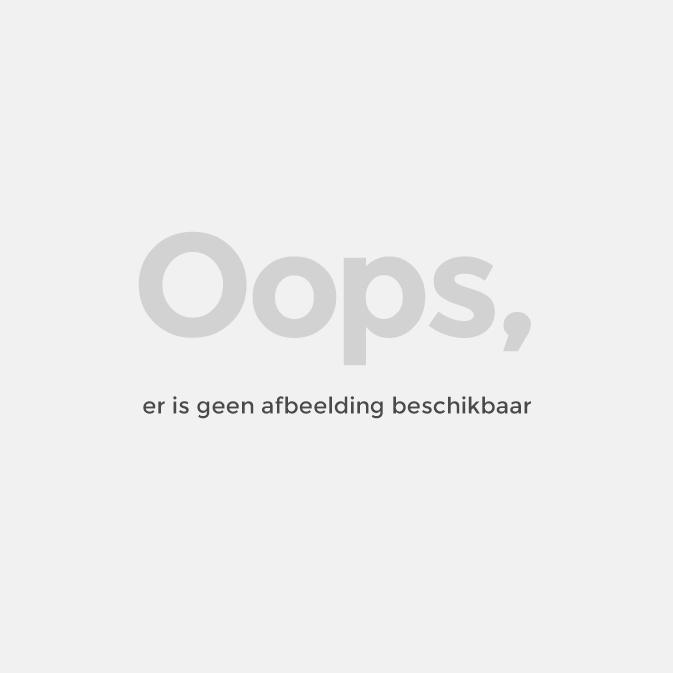 Werkplek op maat wit met deuren en laden in houtfineer